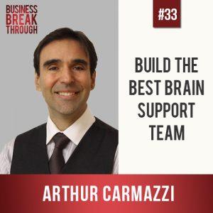 Arthur Carmazzi - Business Breakthrough Podcast