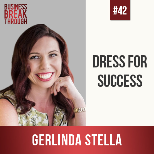 Gerlinda Stella on Business Breakthrough Podcast - Estie Rand