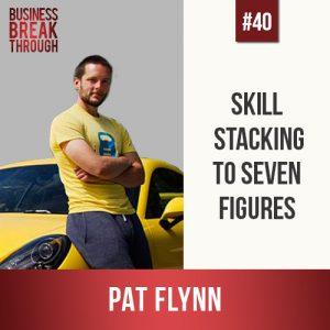 Pat Flynn on Business Breakthrough Podcast - Estie Rand