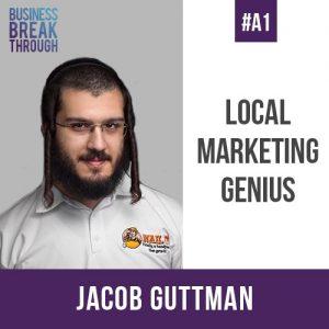 Jacob Guttman Anniversary Image