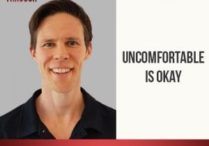 Uncomfortable is OK with Chris Desmond - Business Breakthrough Podcast